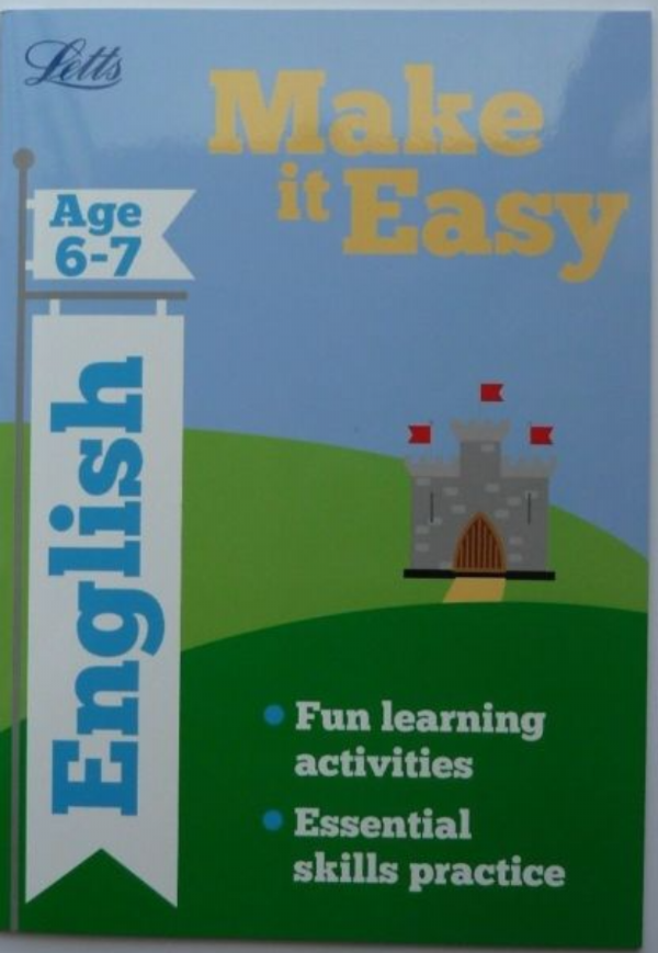 Letts English Ages 6 - 7